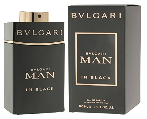 PROFUMO BULGARI MAN IN BLACK UOMO EAU DE PARFUM ML 100