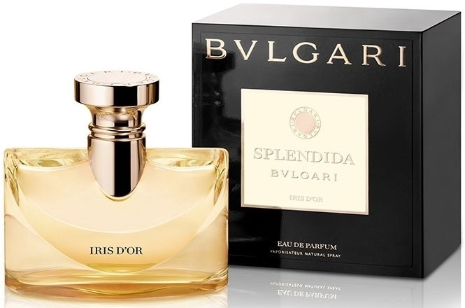 PROFUMO BULGARI SPLENDIDA IRIS D'OR DONNA EAU DE PARFUM ML 50