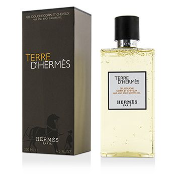 PROFUMO HERMES TERRE D'HERMES UOMO SHOWER GEL ML 200