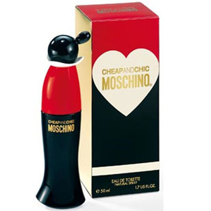 PROFUMO MOSCHINO CHEAP & CHIC DONNA EAU DE TOILETTE ML 100