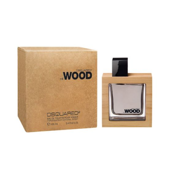 PROFUMO DSQUARED2 HE WOOD UOMO EAU DE TOILETTE ML 100