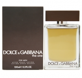 PROFUMO DOLCE & GABBANA THE ONE UOMO AFTER SHAVE DOPOBARBA ML 100