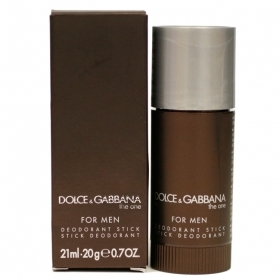 PROFUMO DOLCE & GABBANA THE ONE UOMO DEO STICK ML 75