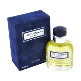 PROFUMO DOLCE & GABBANA UOMO AFTER SHAVE ML 75