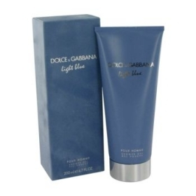 PROFUMO DOLCE & GABBANA LIGHT BLUE UOMO SHOWER GEL ML 200