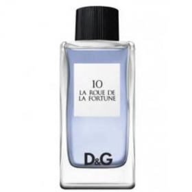 PROFUMO DOLCE & GABBANA THE FRAGRANS N° 10 LA ROUE DE LA FORTUNE EAU DE TOILETTE ML 100