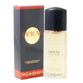 PROFUMO YVES SAINT LAURENT OPIUM UOMO AFTER SHAVE ML 50