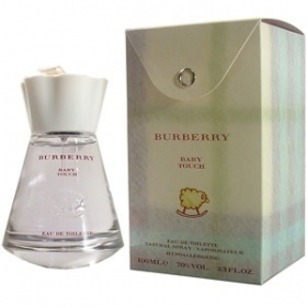 PROFUMO BURBERRY BABY TOUCH EAU DE TOILETTE ML 100