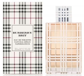 PROFUMO BURBERRY BRIT DONNA EAU DE TOILETTE ML 50