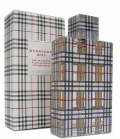 PROFUMO BURBERRY BRIT DONNA EAU DE PARFUM ML 100