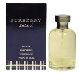 PROFUMO BURBERRY WEEK-END UOMO AFTER SHAVE ML 100
