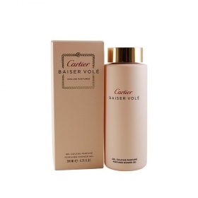 PROFUMO CARTIER BAISE VOLE' DONNA SHOWER GEL ML 200