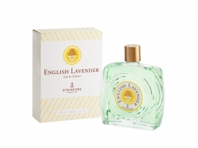 PROFUMO ATKINSONS ENGLISH LAVENDER EAU DE TOILETTE ML 90