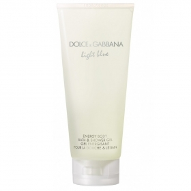 PROFUMO DOLCE & GABBANA LIGHT BLUE DONNA SHOWER GEL ML 200